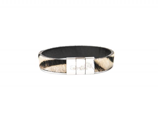 Beka&Bell Armband Zebra Small M 19cm