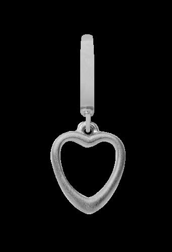 Endless Jewelry Big Heart Silber