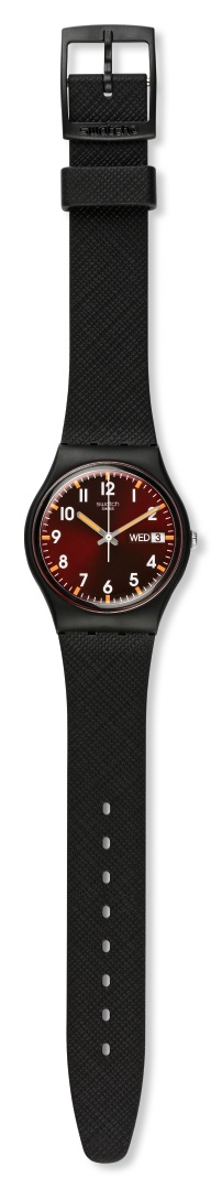 Swatch Uhr Sir Red