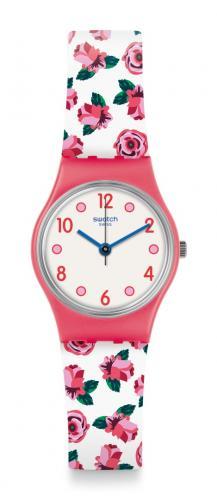 Swatch Spring Crush Blumen pink