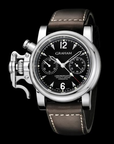 Graham Chronofighter 43 mm