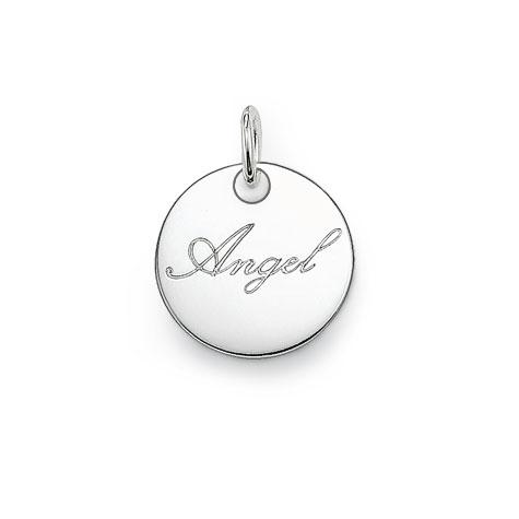 Thomas Sabo Sterling Silver Anhänger Angel