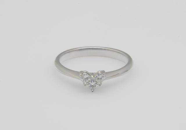 Lazarro Kette mit Herz Diamant 0,20ct, si 1-2