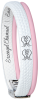 W-Armband Chamuel Rosa -165mm