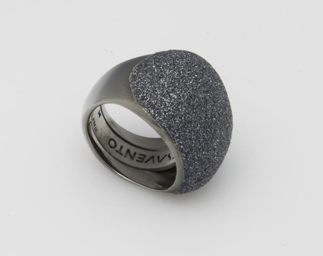 Ring Shiny anthrazit 0,20 Mikron Ruthenium