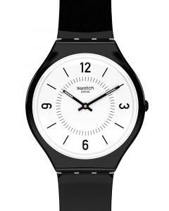Swatch Black Skinsuit