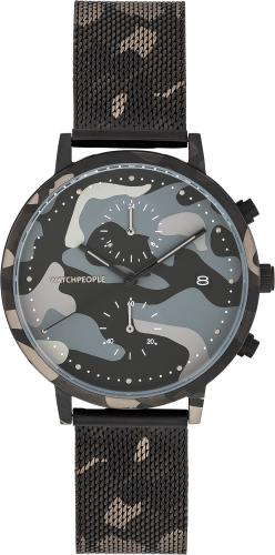 Watchpeople Uhr Cosmo Camouflage