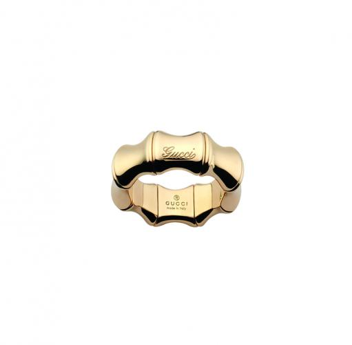 Gucci-Bamboo Spring Ring GG
