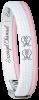 W-Armband Chamuel Rosa -175mm