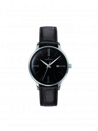 Junghans Meister Damen Uhr Quarz
