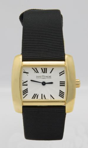 Saint Honore Roma gold plated 18ct