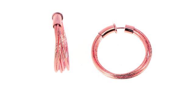 Pesavento Ohrringe Shiny rosé
