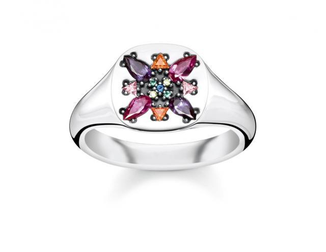 Thomas Sabo Ring 925/- Sterlingsilber