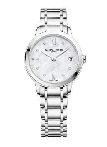 Baume & Mercier Uhr Quarz Classima Lady