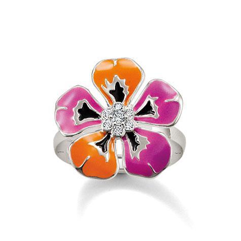 Thomas Sabo Sterling Silber Ring