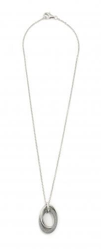 Pesavento Halskette Shiny silber