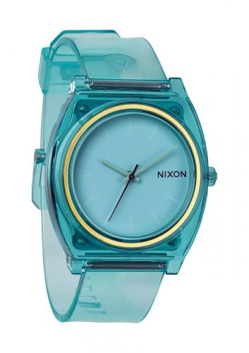 Nixon Time Teller P Translucent Mint