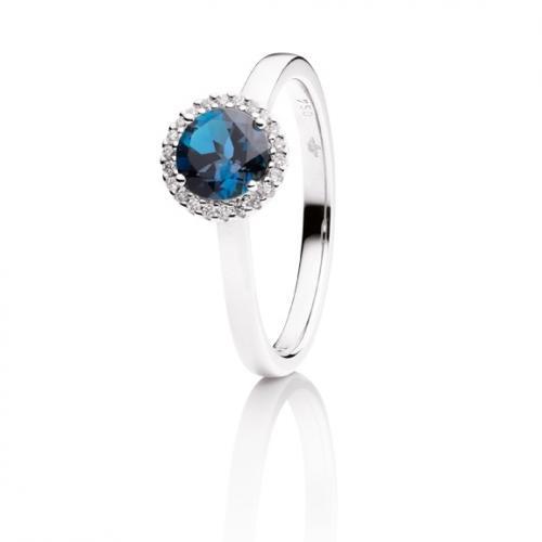 Capolavoro Ring Espressivo 750/- WG