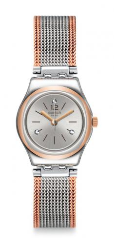 Swatch Lady Full Silver Jacket