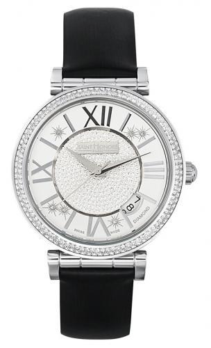 Saint Honore Uhr Opera 6 Diamanten 0,02ct