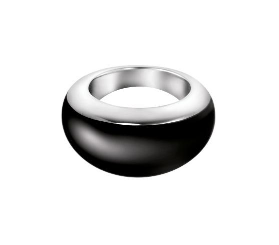RING CK GLOSS THIN SST PO BLK RES 08