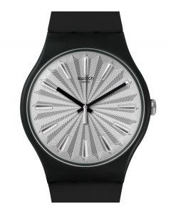 Swatch Silver Shield