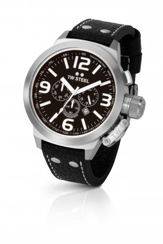 TW Steel Canteen Style Chronograph 50mm