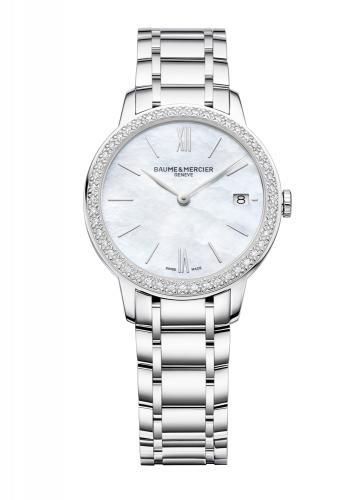Baume & Mercier Uhr Diamant Classima