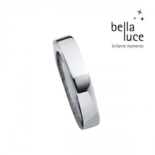 Bella Luce Anhänger,585/-WG,kleiner Ring,poliert,