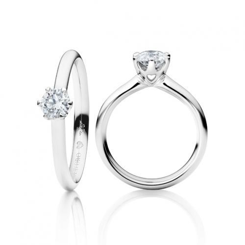 Capolavoro Ring Endless Love 750/- WG