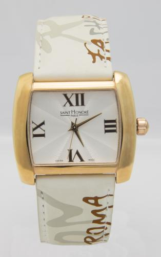 Saint Honore Uhr Roma goldplated 18ct