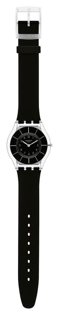 Swatch Uhr Core Collection Black Classiness