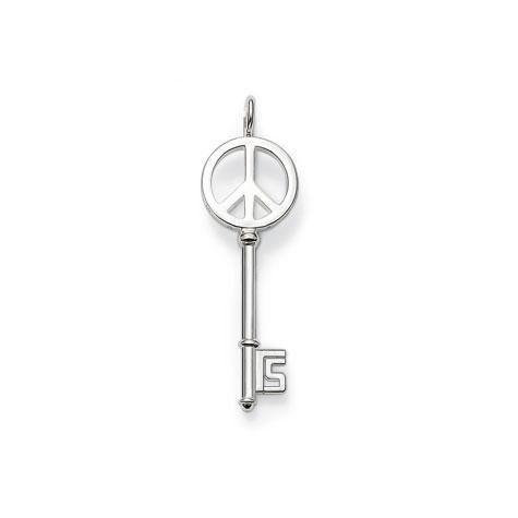 Thomas Sabo Sterling Silber Schlüssel