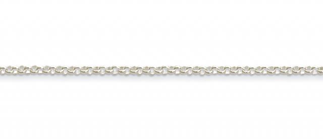 Thomas Sabo Charm Club Charm-Kette ca. 90 cm 925 Sterlingsilber blank