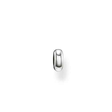 Thomas Sabo KARMA BEADS Stopper 925 Sterlingsilber/ Silikon blank