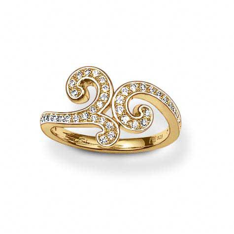 Thomas Sabo Ring Gr. 54