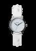 Kenzi Leather,All White/Stu