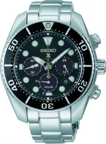 Seiko Prospex Solar Chrono Diver Limited Edition