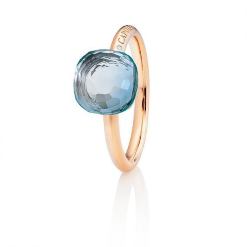 Capolavoro Ring Happy Holl 750/- RG