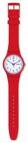 Swatch Uhr Red me up