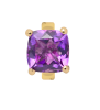 Endless Jewelry Amethyst Gelbgold