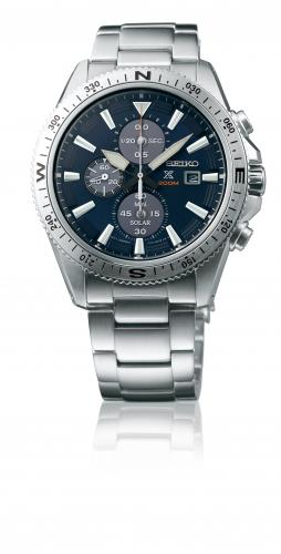 Seiko Prospex Solar Save the Ocean
