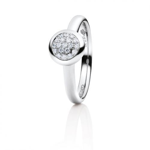 Capolavoro Ring Dolcini 750/- WG